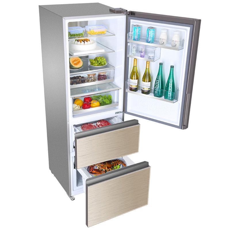 海尔冰箱bcd-325wdgfu1团购价格-国美团购