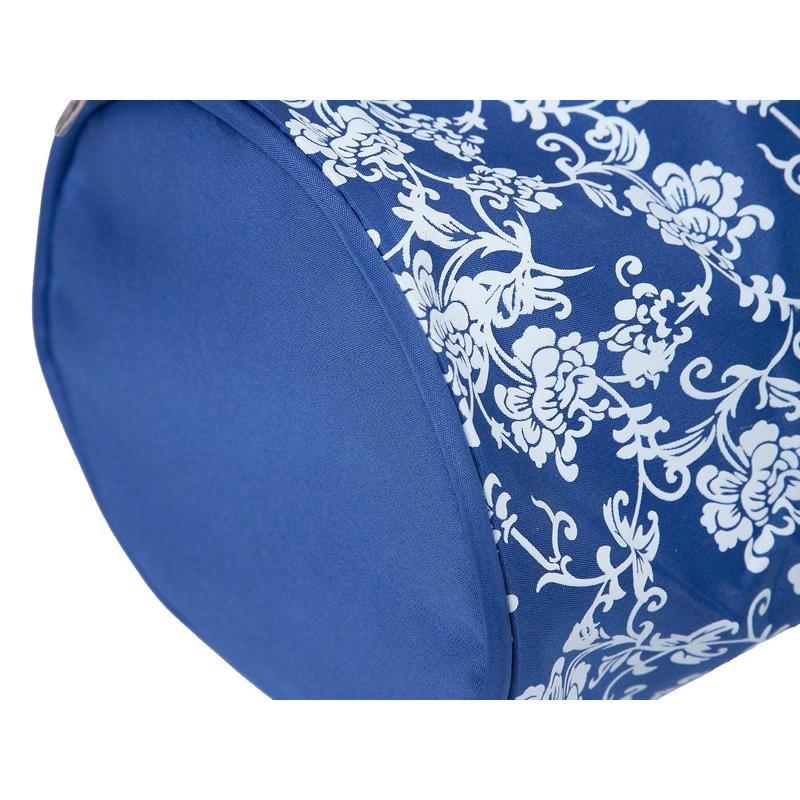 路伊梵LEF-011牛津布圆筒时尚瑜伽包(迷人白创意车饰挂件图片