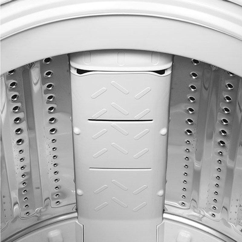 国美自营 海尔(haier)xqb60-z12699洗衣机瀑布水流 漂甩二合一