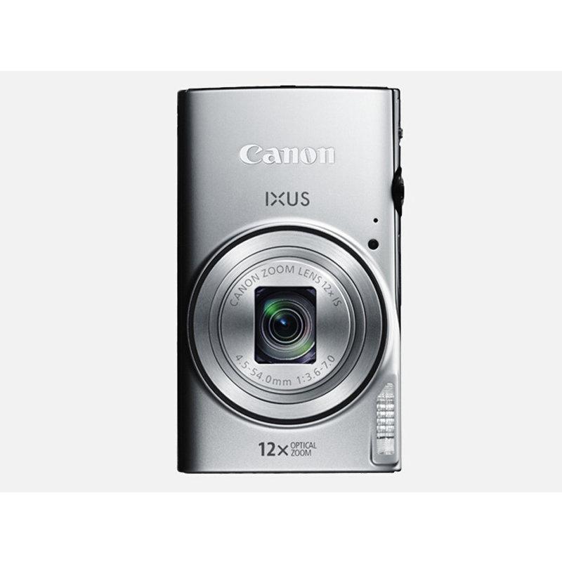 ixus 275 hs 数码相机高清 照相机 长焦卡片机 自拍(浅灰色 套餐四)