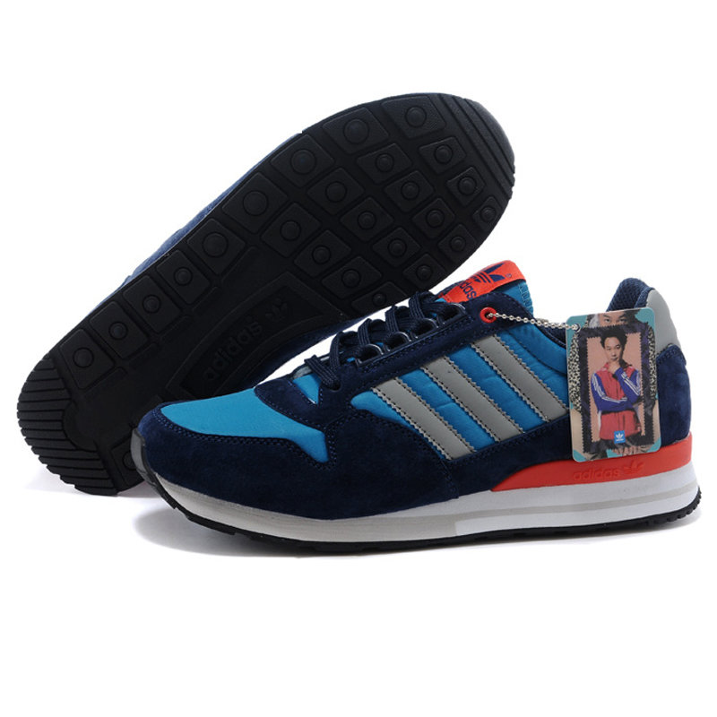 adidas 新款 三叶草运动鞋 慢跑鞋男鞋ZX500-M25397(ZX500-M25397 40)第4张商品大图